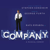 Company - Stephen Sondheim piano songs JD Sebastian plays