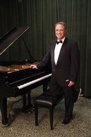 JD Sebastian, Pianist, Organist, Guitar-Singer, and Musical Director in Los Angeles
