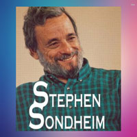 Stephen Sondheim songs that JD Sebastian plays on the piano